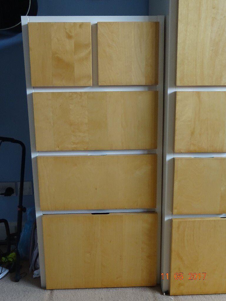 ikea rakke chest of drawers | in southside, glasgow | gumtree