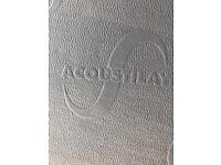 Acoustilay soundproof mats