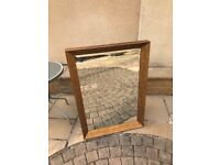 Wall hanging mirror - Excellent Condition