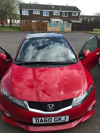 Honda Civic Type S GT I-VTEC with Panaromic roof and Full service history
