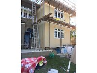 Plastering, skimming and rendering service all areas of London