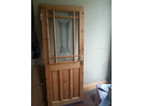Doors forsale with locks hinges and keys