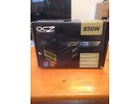 Brand New Unused OCZ ZX 850W 80 Plus Gold PC Power Supply