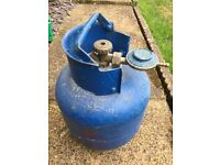 Large gas canister bottle 4.5 kg full of gas