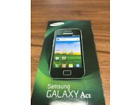 BRAND NEW SEALED SAMSUNG GALAXY ACE ANDROID SMART MOBILE(UNLOCKED)