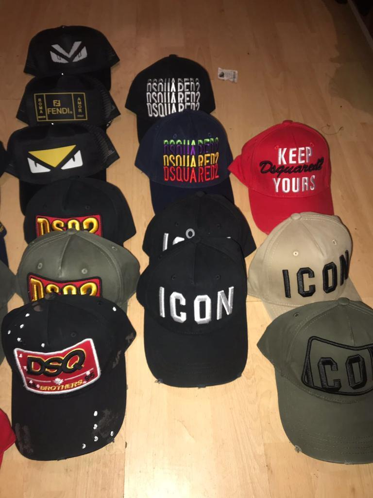 cdbf971e Dsquared & fendi hats | in Kilburn, London | Gumtree