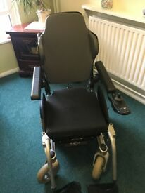 Salsa Quickie Rise and Recline Electric Wheelchair