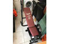 Gym Exercise Bench Bench Press