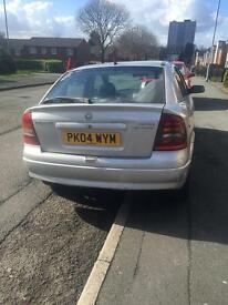 Vauxhall Astra 1.6 twinport quick sale or swap