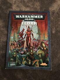 Warhammer 40K Eldar Codex