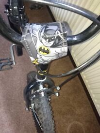 """Batman bike 16"""" wheels"""