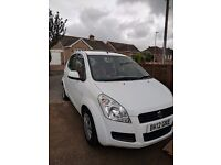 SUZUKI SPLASH 1.0 WHITE SZ2 5 DOOR FSH VGC 38,606 £2900 o.n.o.