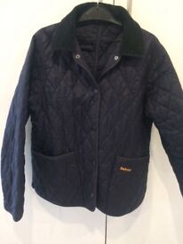 Barbour coat