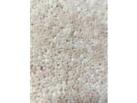 Carpet Offcuts John Lewis 80% wool plain neutral colour