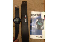 Polar FitWatch Heart Rate Monitor, New With Original Packaging