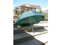 70'' green brolly