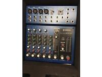 Yamaha Mixing Console MG8/2FX Mixer