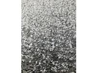 Carpet silver