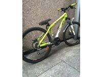 Men's Scott Mountain bike yz35 voltage