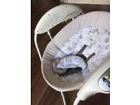 Baby electric swing for £60
