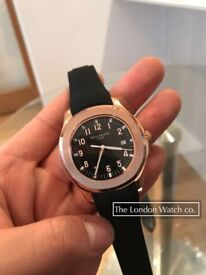 he Patek Aquanaut 41mm Travel Time Rose Gold 5167A-001 (LAST PIECE LEFT!!!!!) 18/07/2018 A BEAUT