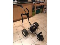 Electric Golf Trolley - Power Kaddy