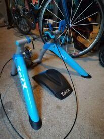 Tacx Satori Bluetooth Turbo Trainer.