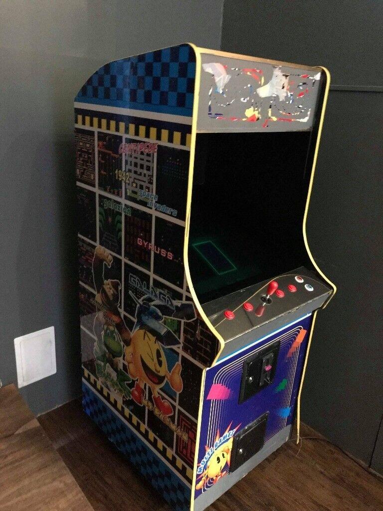 Edinburgh - Arcade Machine (6 Games) - Collection Only