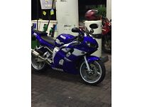 Immaculate r6 9100 miles
