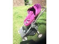 Stokke buggy pushchair think this is called crusi
