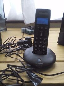 Pair of cordless BT house phones