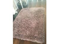Next rug for sale mauve