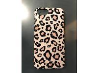 Kate spade leopard print case