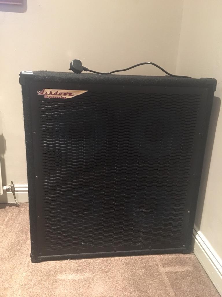 Ashdown Speaker