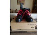 Dr Martens Aimilitia boots, ladies size 7