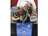 Disney Infinity 2.0 - compatible with PS4.