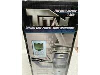 titan food waste disposer t560