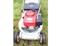 Broken or unwanted lawnmower required