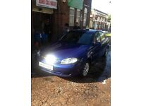 Chevrolet Lacetti 1.6 SX For Sale Bargain