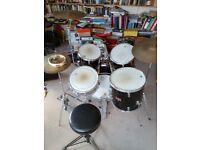 5-Piece Drum kit £100
