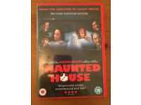 A haunted house dvd
