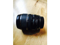 Canon EFS 17-85mm f/4-5.6 Camera Lens - Great Condition