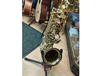 Alto Saxophone +Case ,Hardly Used, Like New,A1, Ready To Play,Ideal For Beginner/Intermediate
