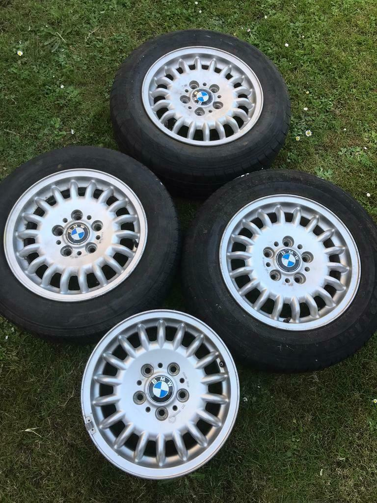 Bmw Alloy Wheels For Sale 15 Inch 5 Studs Excellent Condition In Leith Edinburgh Gumtree