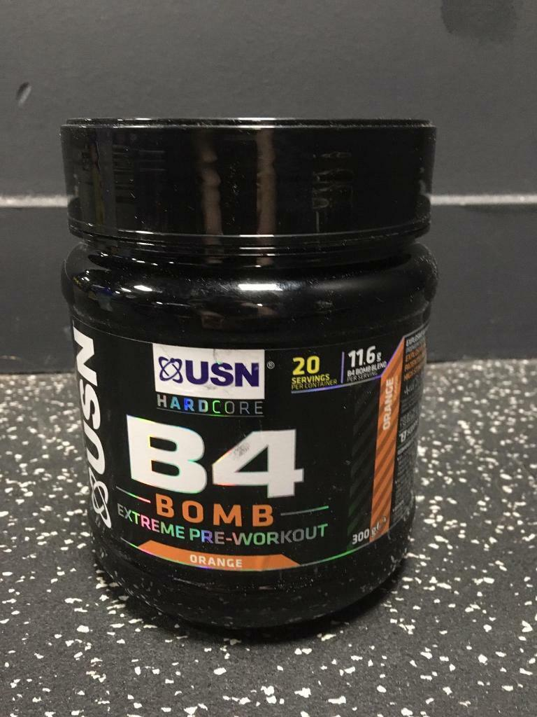Variety of flavours of USN BCAA Power Punch Branch Chain Amino ...