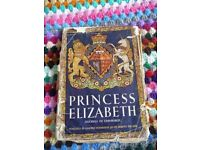 Princess Elizabeth Duchess of Edinburgh book 1950 Queen Elizabeth vintage book