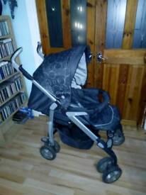 Silver Cross 3D stroller