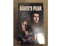 Dante's Peak Big Box Ex Rental VHS Video