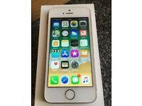 Apple iPhones 5S - Gold on O2 - Giffgaff - Tesco