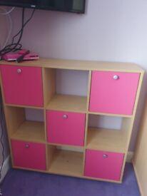 girls pink furniture set